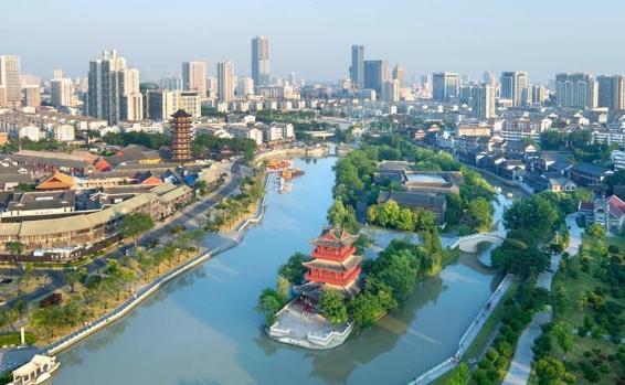 把淮安建成江苏绿色发展的先行区