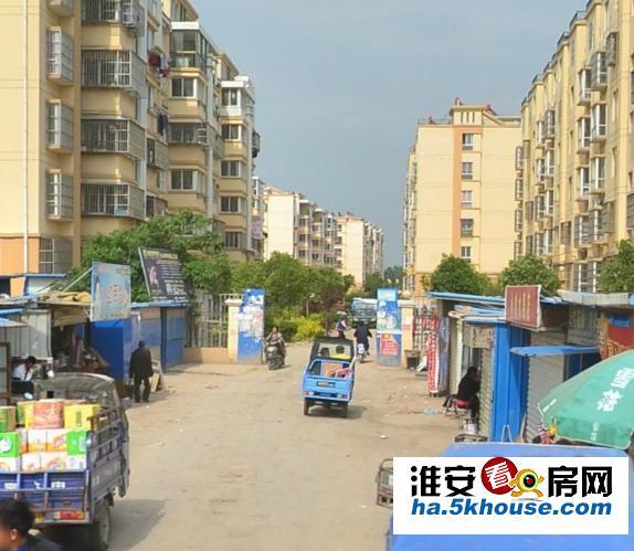 淮安区领导推进安置房建设