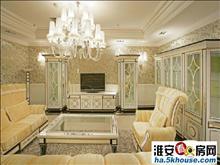 梁红玉路翡翠城 4室2厅2卫 144㎡复式豪华装修性价比高