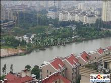 翔宇大道河畔花城顶楼复式毛坯房,运河景观房,错过您损失
