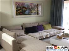 深圳路东冠逸轩,豪华装修3室2厅1卫,送品牌家具,紧靠大润发