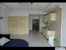 万达公寓满2年精装修设施齐全,月租1600元,朝南向急售