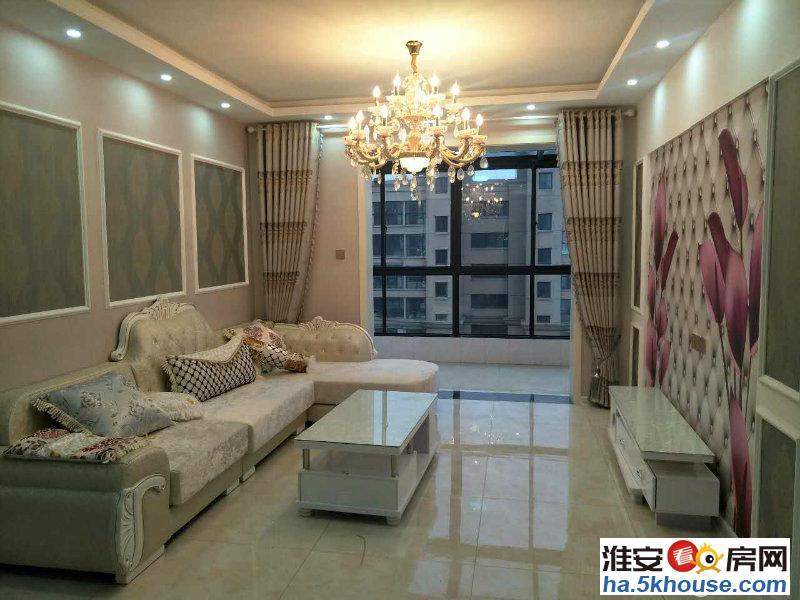 清中淮海路小学4楼,精装修2室朝阳拎包即住,靠近清中节约时间