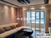 万达一期 精装2室2厅出租 家具家电齐全 随时看房