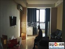 景湖公寓26楼48平 一室一厅一厨一卫 普装 22.8可贷款