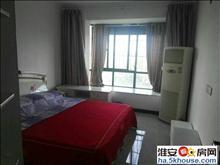 叶语世家一室一厅精装设施齐全租金1200元/月