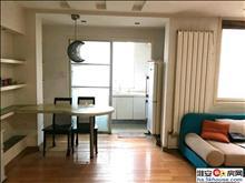 华都公寓四楼 91平米 两室两厅 精装修 设施齐全 带车库