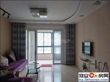 万达一期住宅 精装修 两室朝南 采光好 家电齐全 拎包入住