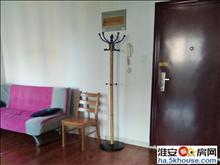 越河小区 简装2室2厅 设施齐全 长租可优惠!