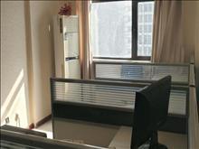 万达公寓 2室2厅1卫 98.82㎡ 朝南看见钵池山 适宜办公室 …