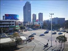 中天西城广场十字路口转角办公用房出租