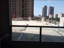 前有北京路,后有桃花岛,房前有露台,屋后有平台