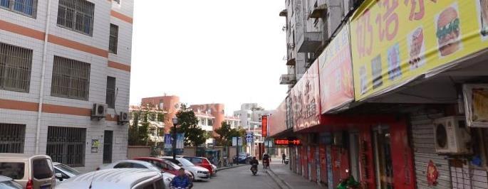 淮阴发电厂住宅小区