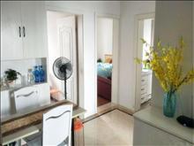 紫宸江湾 95万 2室2厅1卫 精装修 ,舒适,视野开阔