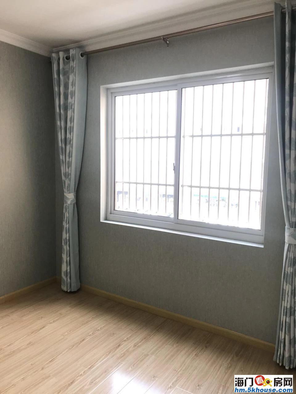 上东洲本部学校东风新村4层干净装修3居室带小车库拎包入住