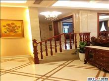 尊园岚郡双拼别墅500平精装5室 共4层带电梯850万满2年