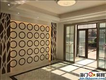 中南锦苑 底楼超大花园 南北通透 精装3房从未住过 东洲国际
