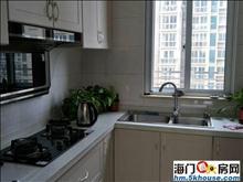 青海小高层6/12 两房两厅南北通透精装修3000元/月