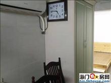 海门复三新村朝阳车库25平方精装空调冰箱彩电840元看得起