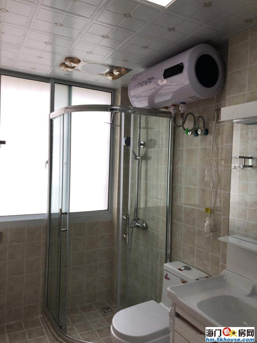 静海新村 2层 两室精装 外表钢砖新房 海狮附小 海南中学
