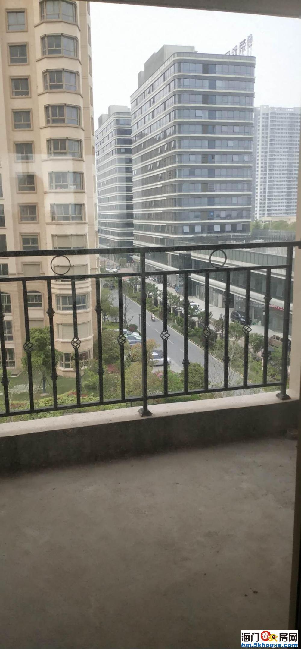 中南锦城6楼,128平,全新毛坯,仅售205.8万