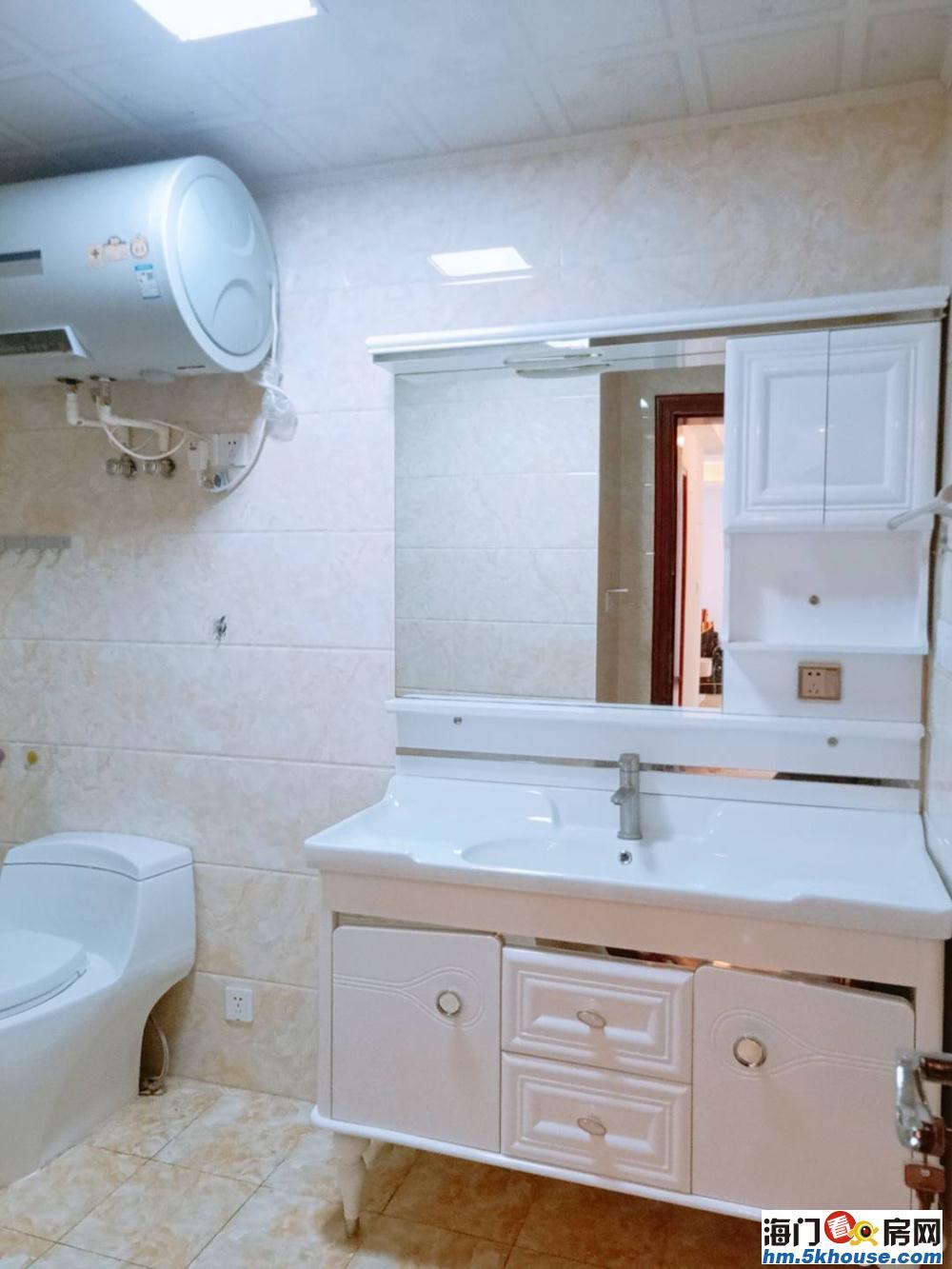 中南锦城3房,精装修,家具家电全送