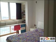 靖江市区地中海 3室1厅115平米 简单装修 半年付