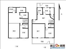 外国语御水湾4居室270平288万便宜出售位置好345
