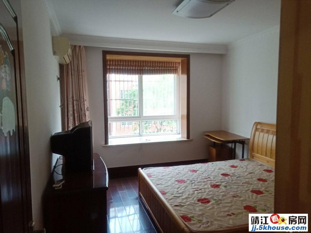 新江海多层3楼110平米 3室一厅一卫 精装修南北通透关门卖