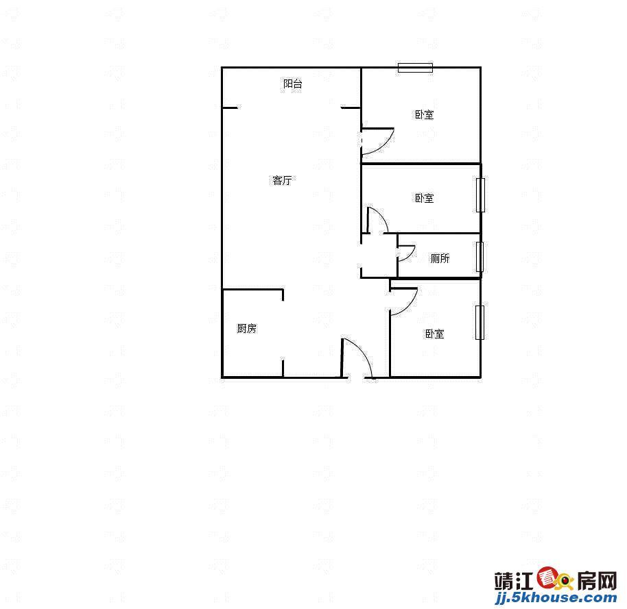 (急售外国语,电梯房)中天西区 133平173.8万 带车库