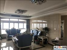 御水湾二期 江景豪宅 豪装4房 新装一年 超大赠送露台