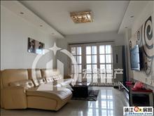 外国语房中洲华庭124平米楼层佳 精装163.8万