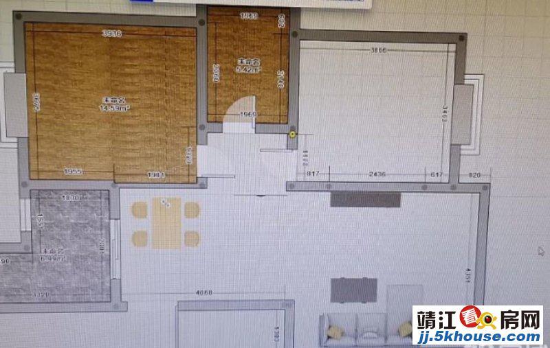 供销新村3楼,前年新装,全家电,随时看房52.8万可贷款