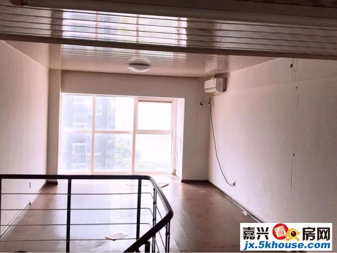 loft 可注册公司 秀洲万达广场边上 两层
