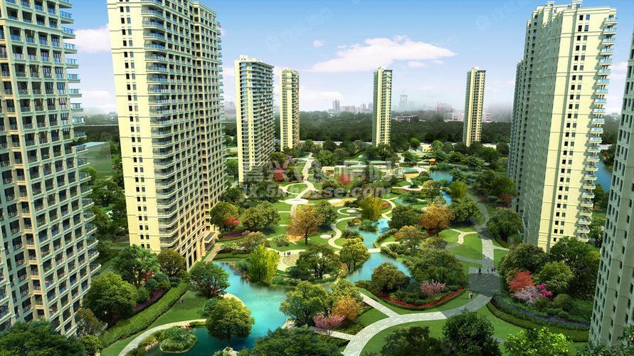 新中国际|新中花园|新中璟庭