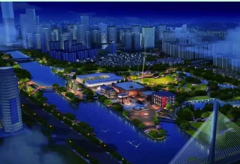 锡澄运河公园样板段 率先启动建设