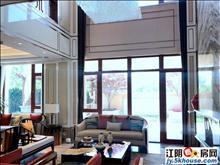 御龙湾独栋别墅,高端珍品依山傍水法式风情环境优美