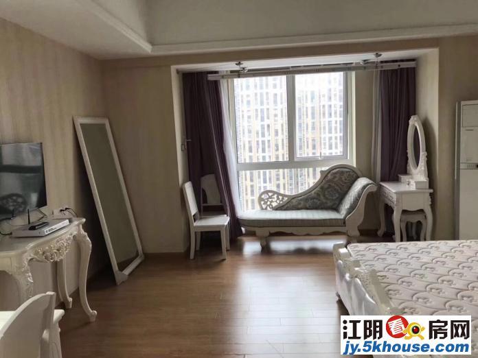 万达公寓 欧式风格 设施齐全 拎包入住!