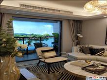 碧桂园天玺江阴高铁旁地铁口的精装修住宅,环境优美