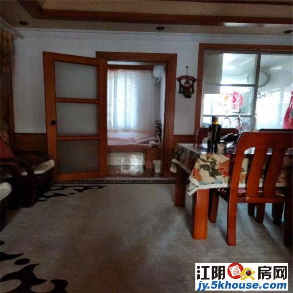 黄山湖公寓旁空学位长电小区四楼赠送阁楼65平米实小市中学 区