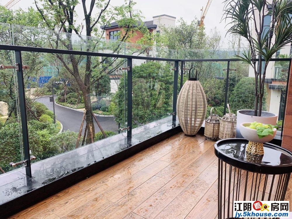 敔山湾花园 合院别墅超大花园 稀有工抵房 低于市场价出售