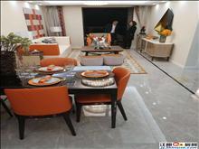 高新区精装洋房高端住宅墅境洋房 113四房三飘窗赠送成品交付