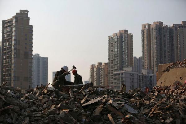 一季度三四线城市土地成交8089万平方米,下降25.8%