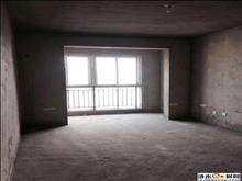 滨河新苑,毛坯,5楼带阁楼,126平方,送27平方车库