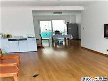 双语学区房,三室两厅两卫一厨112.5平方精装修,送车库,