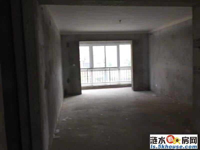 东方红府纯毛坯即买即装118平方靠近百悦广场县医院向阳学校