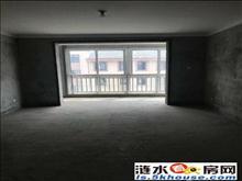 滨河新苑 大三室毛坯房随意装修 多层一楼 送16平方车库