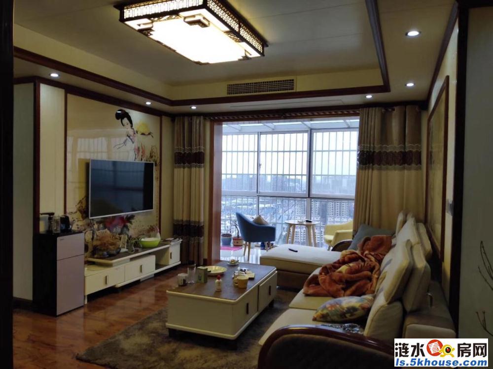 金地尚城双阳台全新装修,全屋定制品牌家具家电全送。