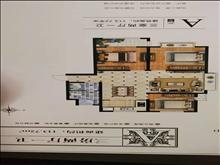 中联壹城北区 61万 3室2厅1卫 毛坯 低价出售,房主急售。