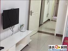 锦绣前城1室1厅精装修,家电家具齐全,拎包入住!